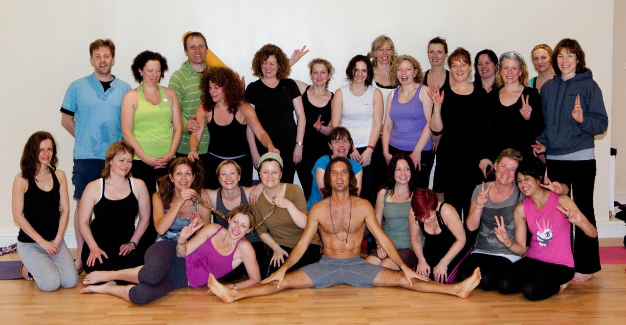 i yoga glasgow