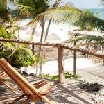 Michael Gannon at Papaya Playa Project Tulum Beach