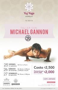 Gannon in Morelia